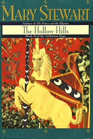 THE HOLLOW HILLS : Book Two of: Stewart, Mary