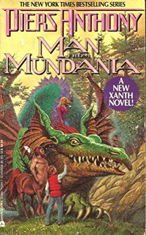 MAN FROM MUNDANIA ( Xanth 12 ): Anthony, Piers