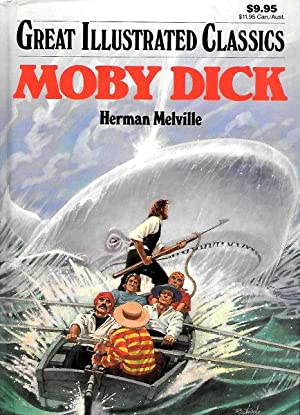 MOBY DICK [Great Illustrated Classics]: Melville, Francis (