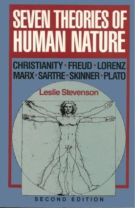 SEVEN THEORIES OF HUMAN NATURE Second Edition
