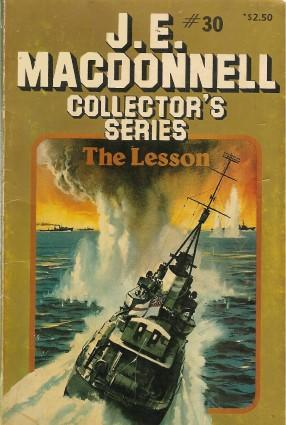 THE LESSON (Collector's Series #30 ): Macdonnell, J. E.