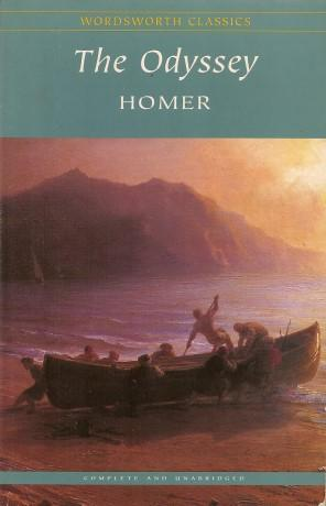 THE ODYSSEY (Wordsworth Classics): Homer