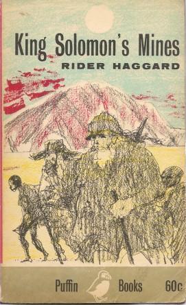 KING SOLOMON'S MINES: Haggard, Rider