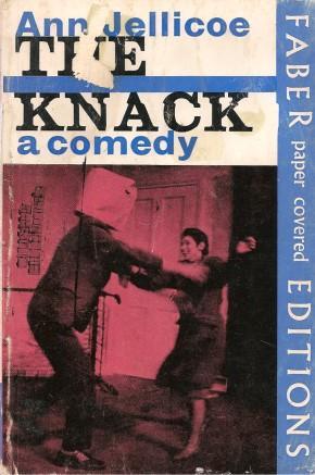 THE KNACK (Playscript): Jellicoe, Ann