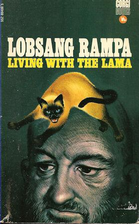 LIVING WITH THE LAMA: Fifi Greywhiskers (