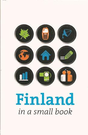 FINLAND IN A SMALL BOOK