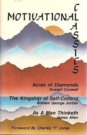 "MOTIVATIONAL CLASSICS : Acres of Diamonds; The: Jones, Charles ""T"""