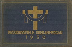 PASSIONSPIELE OBERAMMERGAU 1930 ( Images ) - German / English