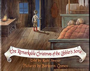 The Remarkable Christmas of the Cobbler's Sons: Sawyer, Ruth ;