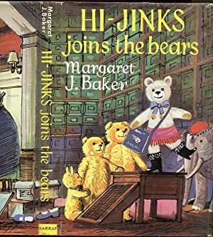 Hi-Jinks Joins the Bears (Shoe Shop Bears,: Baker, Margaret J.