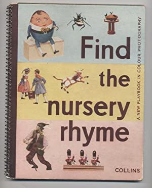 Find the Nursery Rhyme: a New Playbook in Colour Photography