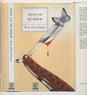 Akin to Murder (Sergeant Bragg & Constable Morton Series)