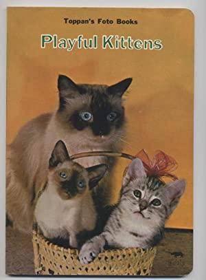 Playful Kittens (Toppan's Foto Books, # 9)