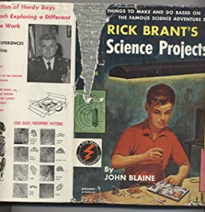 Rick Brant's Science Projects (Rick Brant Science: Blaine, John
