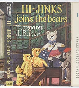 Hi-Jinks Joins the Bears (Shoe-Shop Bears Series): Baker, Margaret; Illustrated