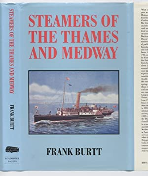 Paddle Steamers of the Thames and Medway