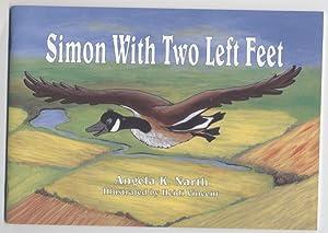 Simon with Two Left Feet: Narth, Angela K.;