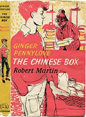 The Chinese Box (Ginger Pennylove series)
