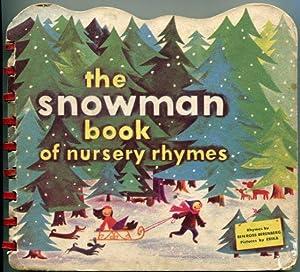 The Snowman Book of Nursery Rhymes: Berenberg, Ben Ross