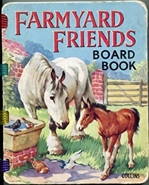 Farmyard Friends Board Book