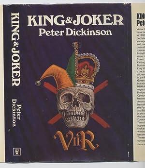 King and Joker (Princess Louise series): Dickinson, Peter