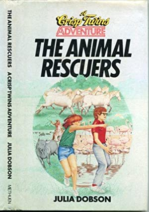 The Animal Rescuers (A Crisp Twins Adventure