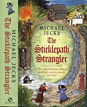 The Sticklepath Strangler (Knights Templar Series, Book 12)