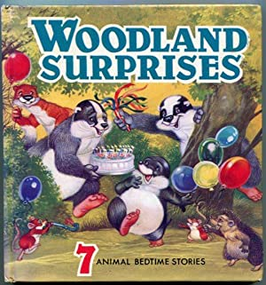 Woodland Surprises (Animal Bedtime Stories 7): Kincaid, Lucy /
