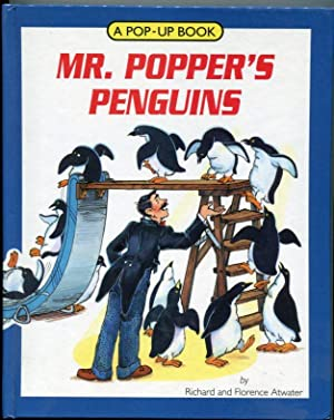 Mr. Popper's Penguins -- A Pop-Up Book: Atwater, Richard & Florence. Illustrated By Karin ...