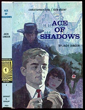 Ace of Shadows (Christopher Cool, Teen Agent # 4