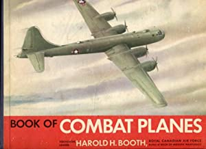 Book of Combat Planes: Booth, Harold H.