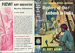 Mystery of the Ambush in India (Biff Brewster Mystery Adventure 7)