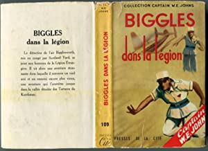 Biggles Dans La Legion (French Version of Biggles Foreign Legionnaire)