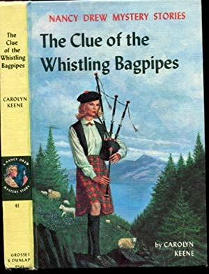 The Clue of the Whistling Bagpipes (Nancy Drew # 41)
