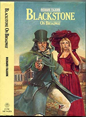 Blackstone on Broadway (Edmund Blackstone Mystery; Bow Street Runners Series)