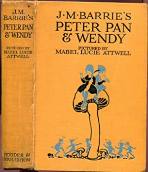 Peter Pan & Wendy (Cover Title Differs Slightly: J. M. Barrie's Peter Pan and Wendy)