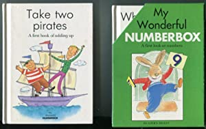 My Wonderful Numberbox (5 Books in a: Tim Healey and