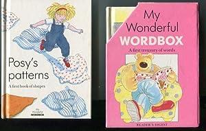 My Wonderful Wordbox (5 Books in a: Tim Healey ;