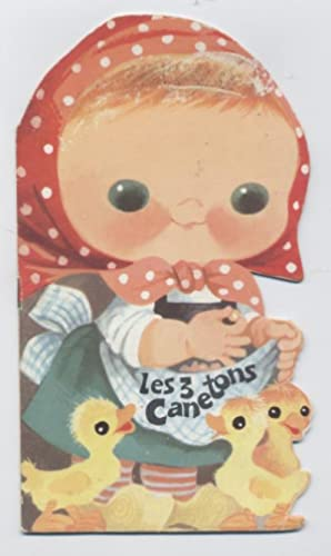 Les 3 [Trois] Canetons (Collection Meche-au-vent): M. A. Luisa; Illustrations De M. R. Vela