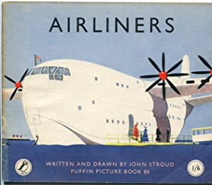 Airliners (Puffin Picture Book 86)