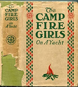 The Camp Fire Girls on a Yacht