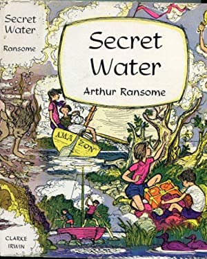 Secret Water (Swallows and Amazons Series)