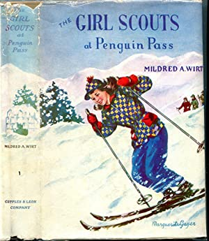The Girl Scouts at Penguin Pass, or Trail of the Snowman (Girl Scout Series, #1)