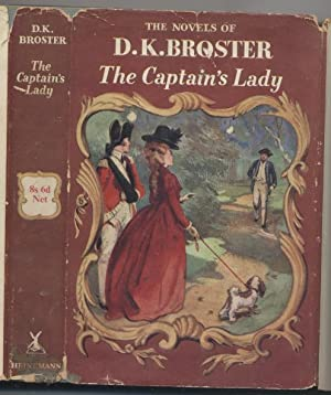 The Captain's Lady (Sequel to: The Sea Without a Haven)