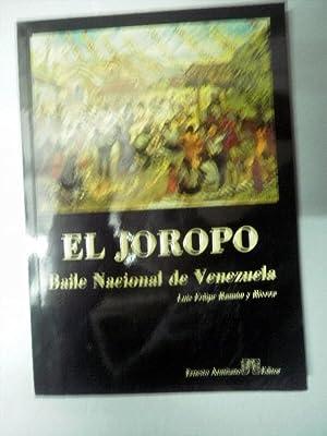 El Joropo, baile nacional de Venezuela: RAMÓN Y RIVERA,
