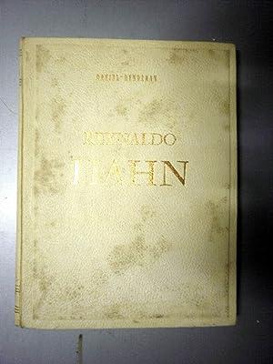Reynaldo Hahn. Su vida y su obra.: BENDAHAN, Daniel