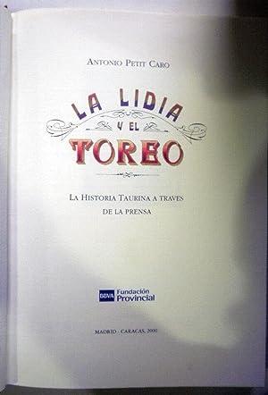La Lidia y el Toreo: PETIT CARO, Antonio