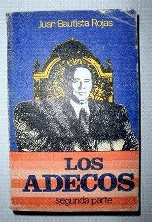 Los Adecos (Segunda parte): ROJAS, Juan Bautista