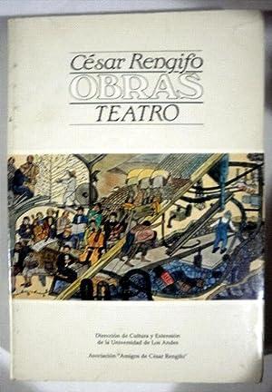 Obras.: RENGIFO, Cesar