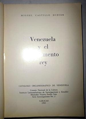 Venezuela y el instrumento rey: CASTILLO DIDIER, Miguel